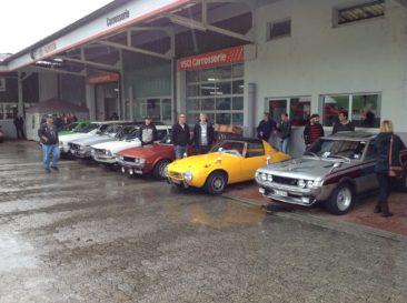 5. Toyota Old- und Youngtimer-Treffen vom 29. Mai 2016