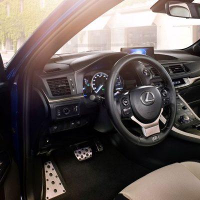 flückiger Autohaus - LEXUS CT 200h
