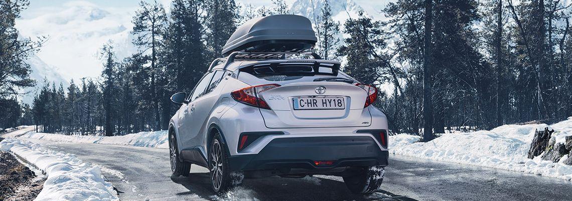 flückiger Autohaus - Toyota Winter-Check 2018