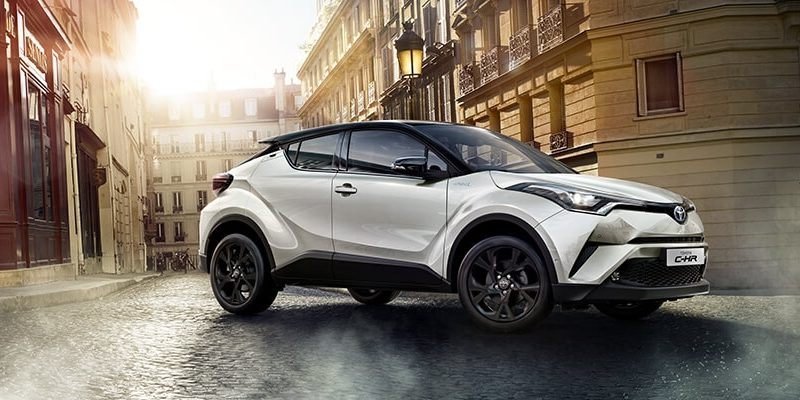 flückiger Autohaus - TOYOTA COLLECTION TEST DAYS - NEW C-HR