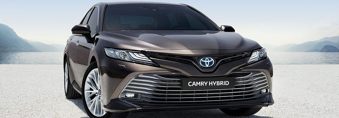 flückiger Autohaus - Toyota Camry Hybrid