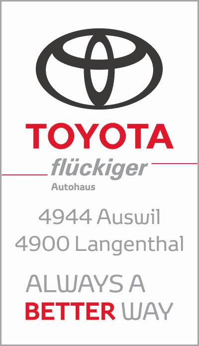 flückiger Autohaus - TOYOTA ALWAYS A BETTER WAY