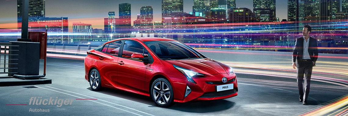 flückiger Autohaus - Toyota PRIUS entdecken
