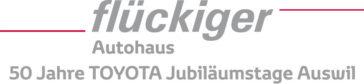 flückiger Autohaus - Jubiläumstage 50 Jahre Toyota Auswil