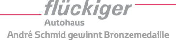 flückiger Autohaus - André Schmid (3. von links) gewinnt Bronzemedaille an Berufs-WM in Leipzig