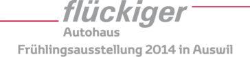 flückiger Autohaus - Einladung Frühlingsausstellung 2014