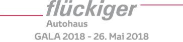 flückiger Autohaus - GALA 2018 - Gewerbeausstellung Langenthal - vom 25. Mai bis 27. Mai 2018