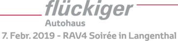 flückiger Autohaus - 7. Februar 2019 - RAV4 Soirée in Langenthal