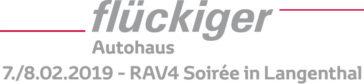 flückiger Autohaus - Einladung RAV4 Soirée Langenthal