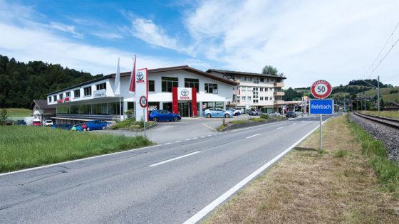 flückiger S. Flückiger AG - Autohandel – Wir freuen uns auf Sie!