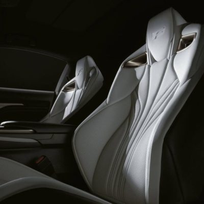 flückiger Autohaus - LEXUS RC F - RC F-Galerie