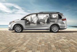 flückiger Autohaus - Der neue Toyota Sienna