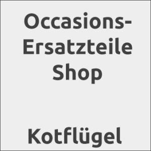 flückiger Autohaus - Occasion-Ersatzteile - Kotflügel