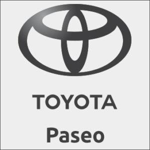 flückiger Autohaus - Toyota PASEO Occasion-Ersatzteile