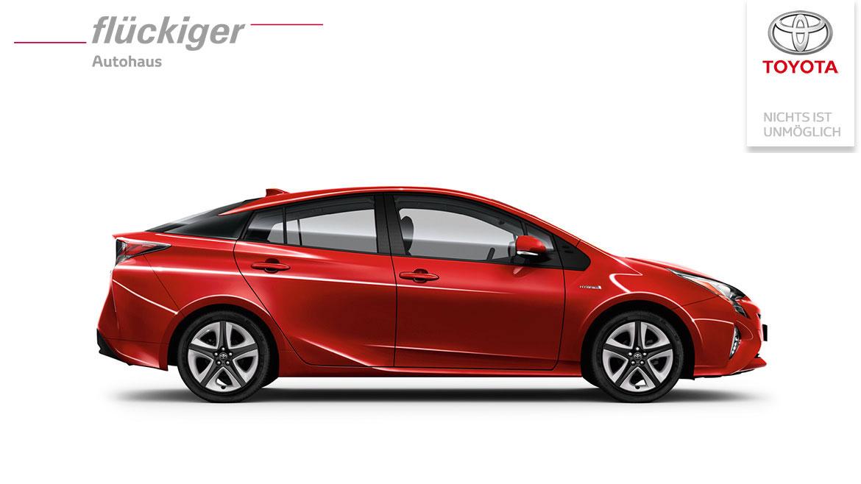 flückiger Autohaus - Prius: Das Synonym für Effizienz