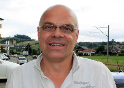 flückiger Autohaus - Team Autohandel - Hannes Flückiger