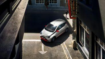 flückiger Autohaus - AYGO - Suchen Sie das Unvorhersehbare