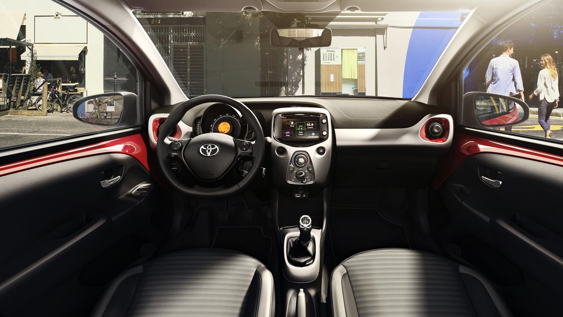 Toyota Aygo Der Charmante Cityflitzer Fl 252 Ckiger Autohaus