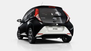 flückiger Autohaus - Ihr individueller AYGO: Unterstreichen Sie Ihren Stil mit dem Chrome Pack.