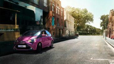 flückiger Autohaus - AYGO - Kompakt, laufruhig, wendig. Mühelos durch den Stadtverkehr.