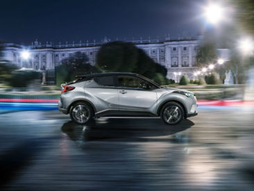 flückiger Autohaus - Toyota Hybrid Power