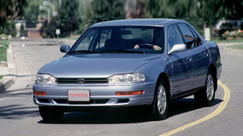 TOYOTA CAMRY 3. Generation (1991-1997)