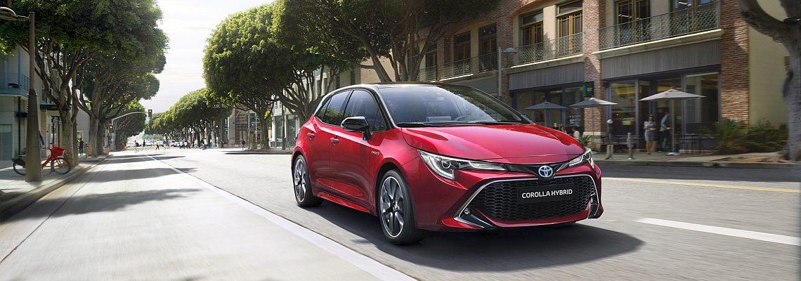 flückiger Autohaus - Toyota COROLLA entdecken
