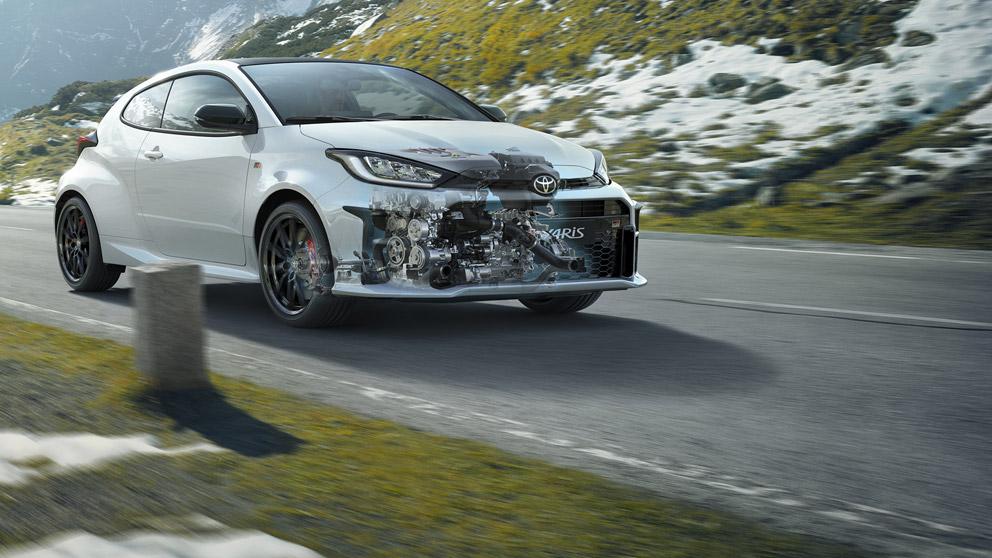 flückiger Autohaus – New GR Yaris – Leistung auf höchstem Niveau