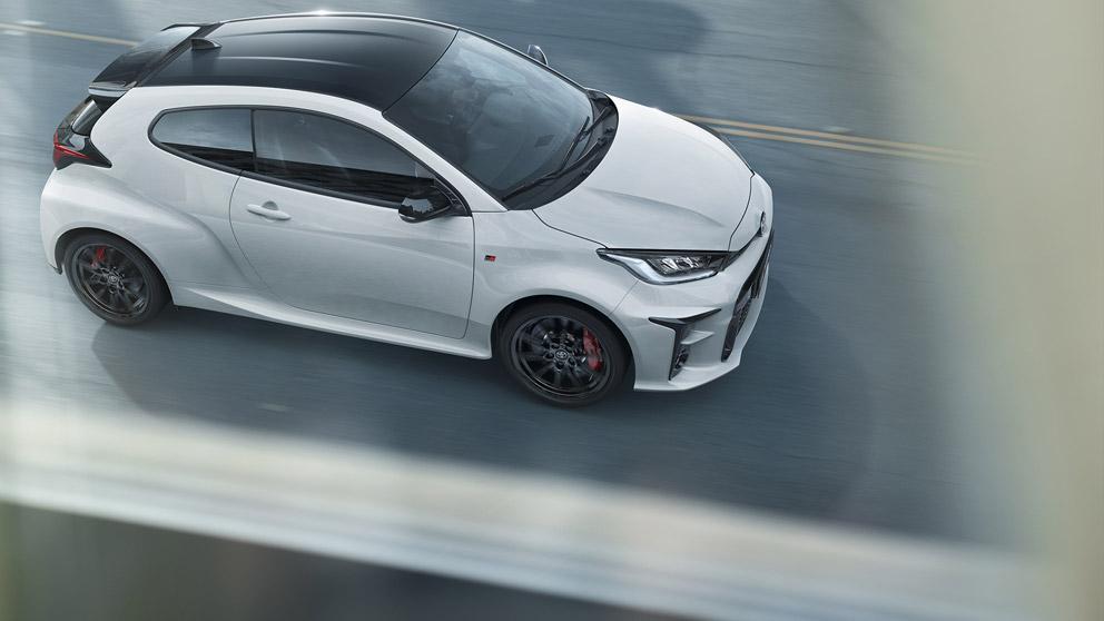 flückiger Autohaus - New GR Yaris - Geformt durch Leistung