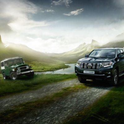 flückiger Autohaus - Toyota Land Cruiser