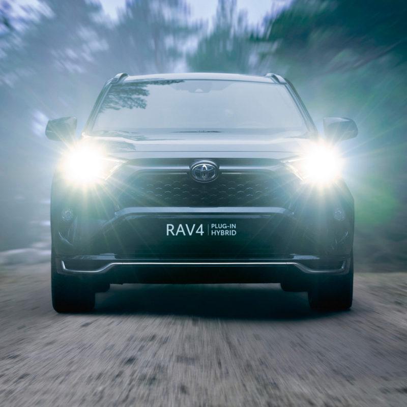 flückiger Autohaus - New RAV4 Plug-in Hybrid