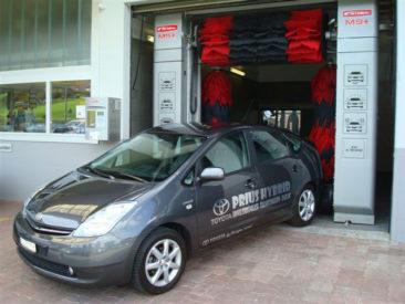 flückiger Autohaus - Waschanlage Auswil